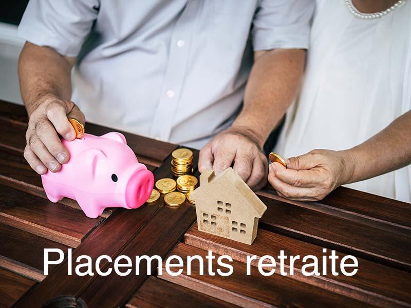 placement retraite