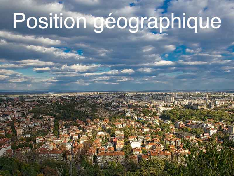 géographie Plovdiv
