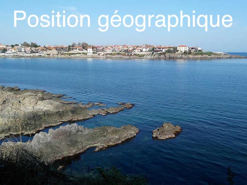 situation géographique sozopol