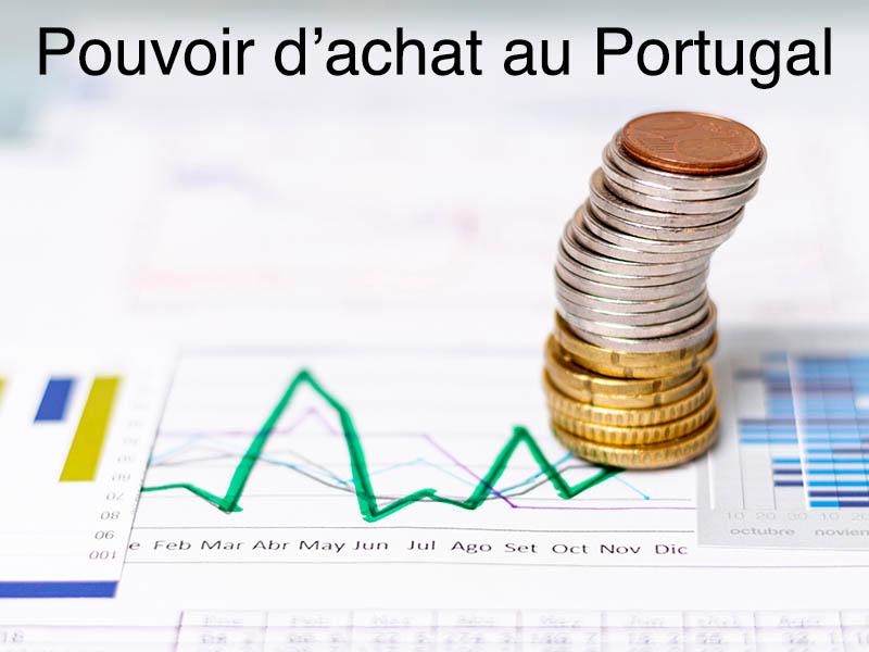 pouvoir d'achat portugal