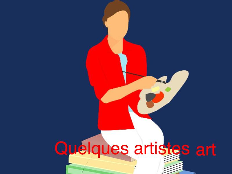 quelques artistes rentables