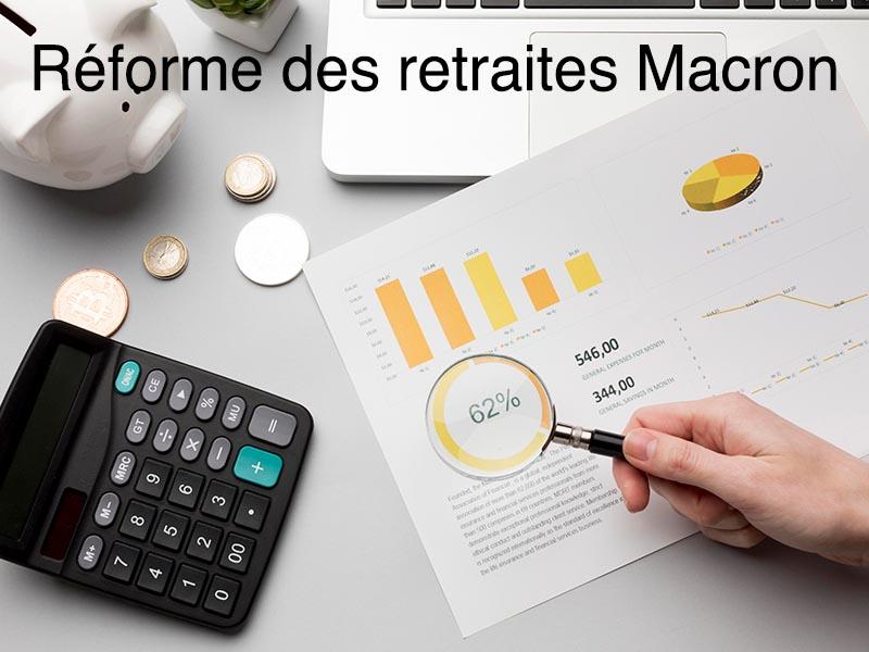 réforme retraite macron