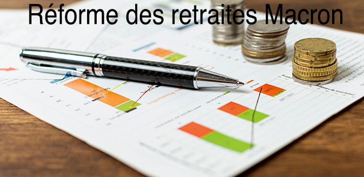 Réforme des retraites Macroncomment avoir plus de revenus?