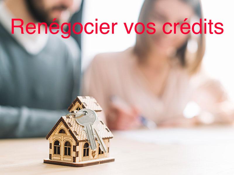 renégocier crédit