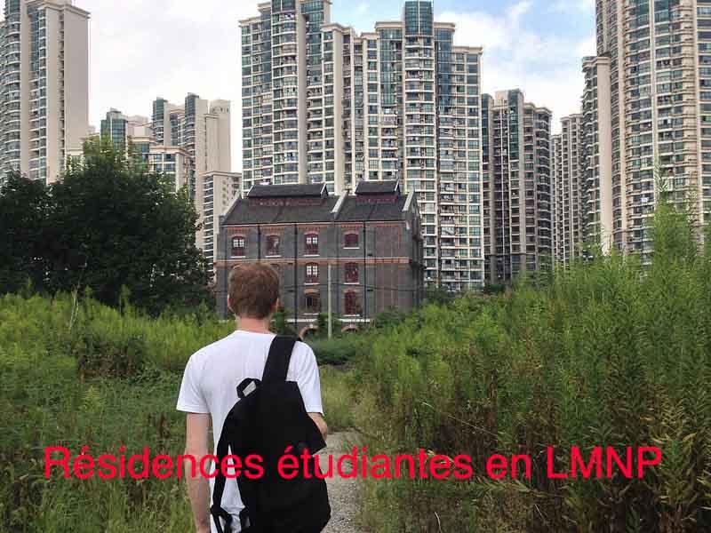 résidences étudiantes lmnp