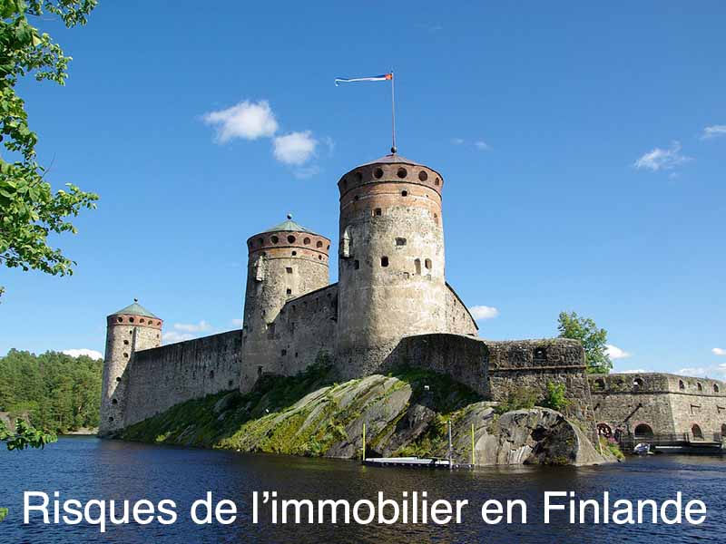 risque immobilier finlande