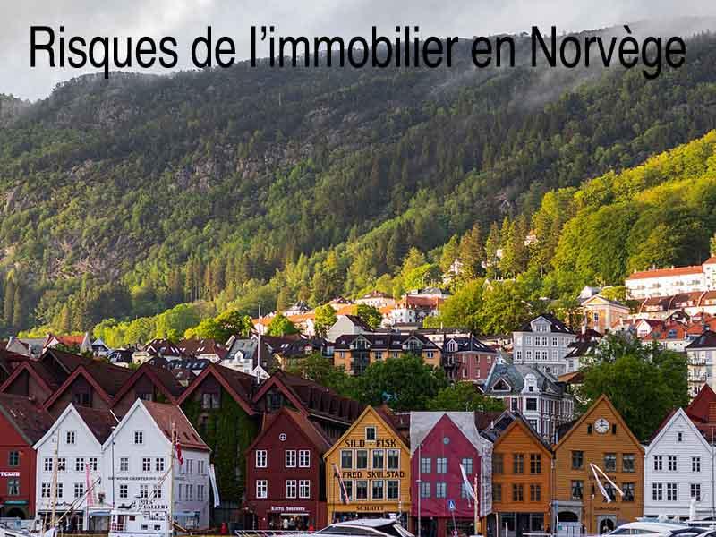 risque immobilier norvege