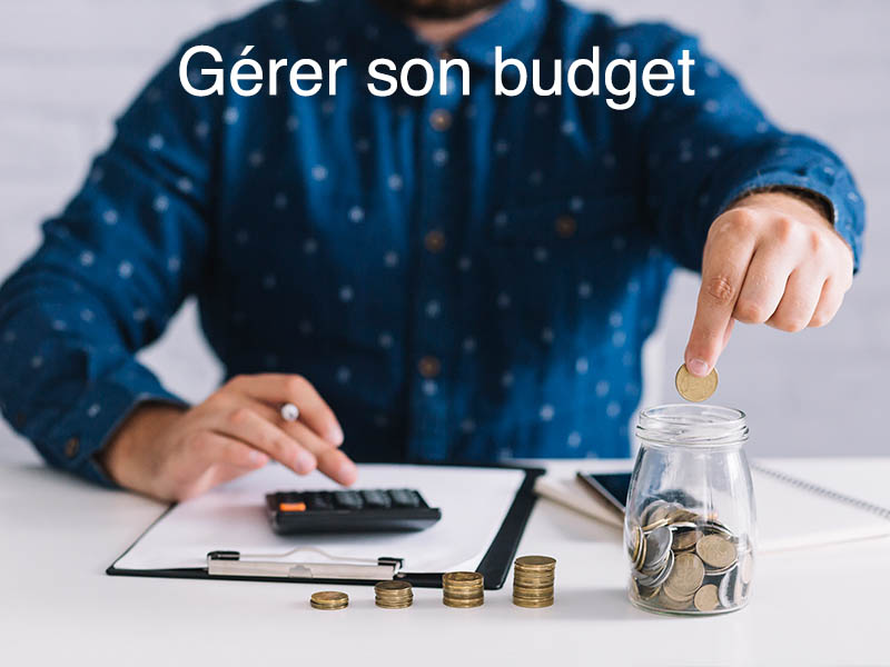 savoir gérer son budget