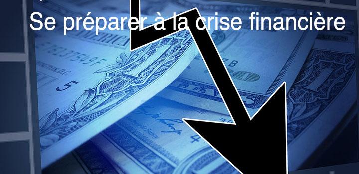 Comment se préparer à la crise financière due au coronavirus?