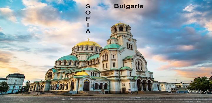 Sofia Bulgarie une capitale à découvrir!