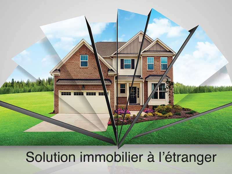 solution immobilier étranger