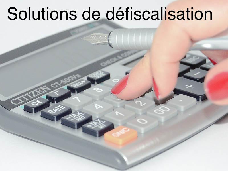 solutions de défiscalisation