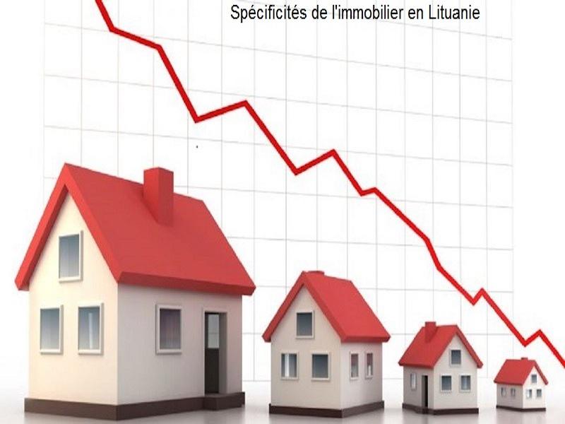 spécificités immobilier Lituanie