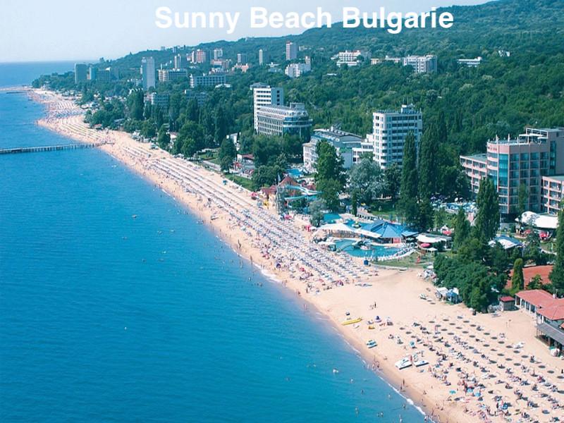 bulgarie sunny beach