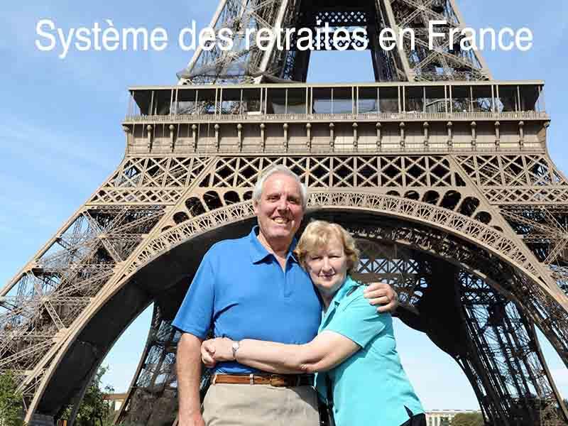 système retraite france