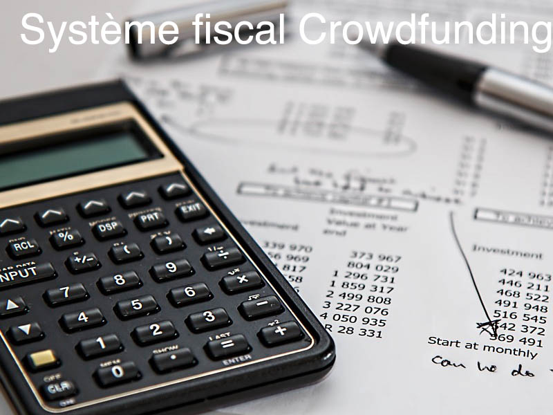 système fiscal crowdfunding