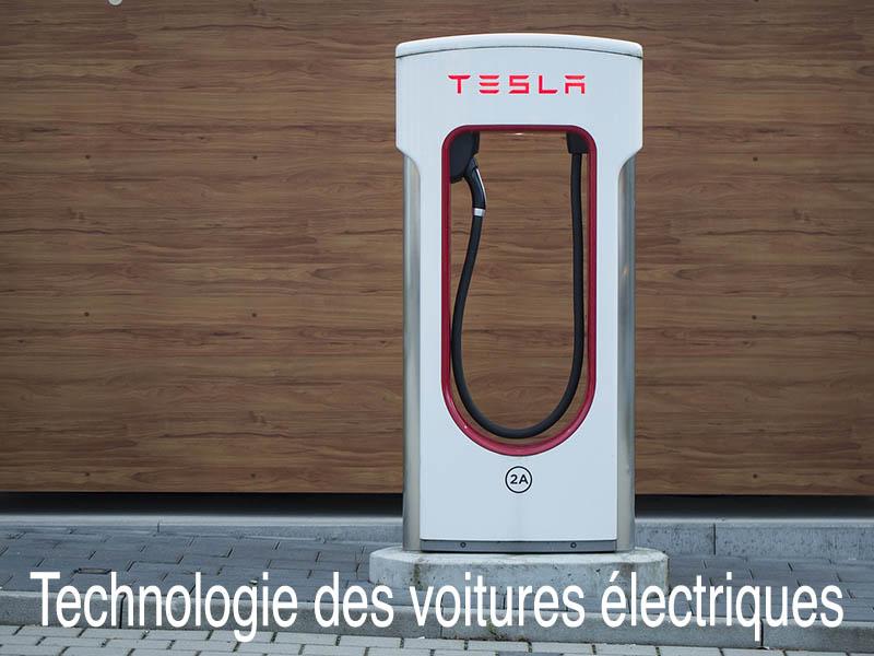 technologie voiture électrique