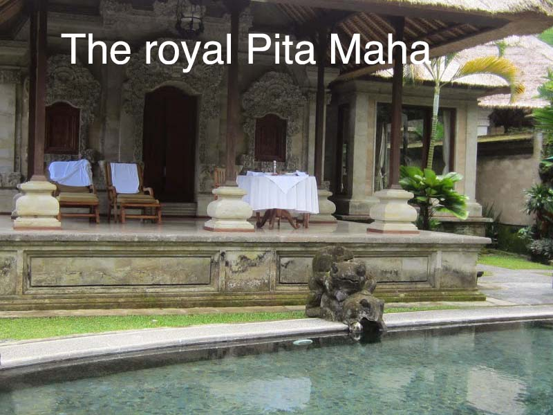 hotel the royal pita maha