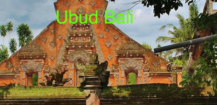 Ubud Bali découvrez un tourisme d'exception en Indonésie