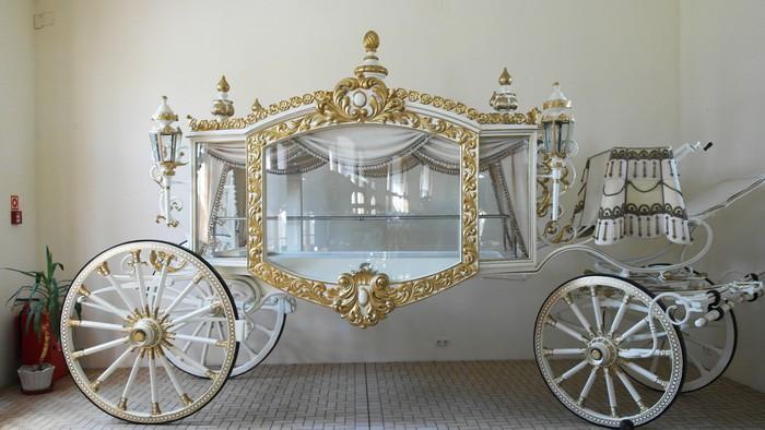 Un joli carrosse du musée balaton